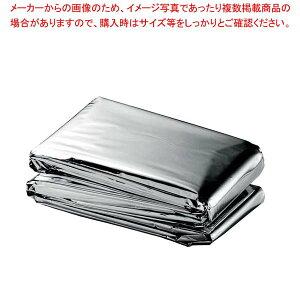 サバイバルシート(防寒・保温シート)4062【 店舗備品・防災用品 】