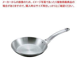 デバイヤー アフィニティ フライパン 3724-24cm【 IH・ガス兼用鍋 】