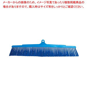 バーキュート衛生管理用ほうき 幅広ソフトタイプ用スペア 青626052【 清掃・衛生用品 】