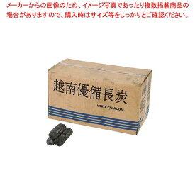 【まとめ買い10個セット品】 ユーカリ備長炭 切中丸 15kg入【 焼アミ 】