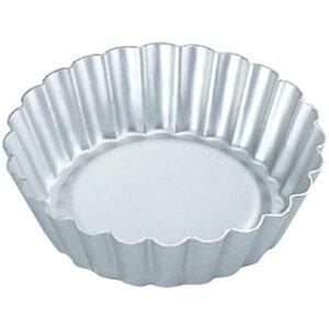 【 硬質アルミマドレーヌ型 SN6301 ENDO 】【 厨房器具 製菓道具 おしゃれ 飲食店 】 【 バレンタイン 手作り 】