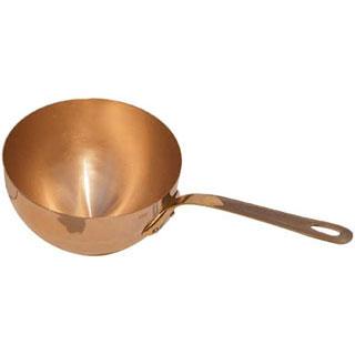 フランス製 銅サバイヨンボール 16cm 】【 厨房器具 製菓道具 おしゃれ 飲食店 】