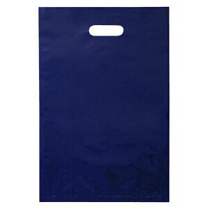 ポリ袋ソフト型 ネイビー 25×40cm 2000枚 【 ラッピング用品 レジ袋・ポリ袋 スクエアバッグ(無地) ポリ袋ソフト型 カラー ネイビー 】