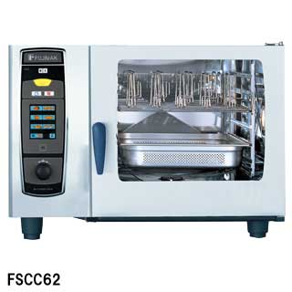 フジマック 業務用コンビオーブン FSCCシリーズ 電気式 FSCC62 W1069×D971×H757 【 メーカー直送/代引不可 】