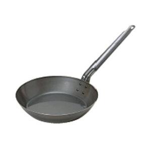 KYS 鉄黒皮 厚板フライパン 18cm IH対応 板厚:2.3mm【 IH対応 鉄 フライパン 鉄分補給 鉄器 フライパン 鉄板 フライパン 鉄 フライパン おすすめ 鉄 フライパン 人気メーカー 鉄のフライパン 鉄製