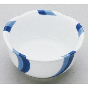 美濃焼(日本製)小付 KY4-11 ネジ十草花型小付