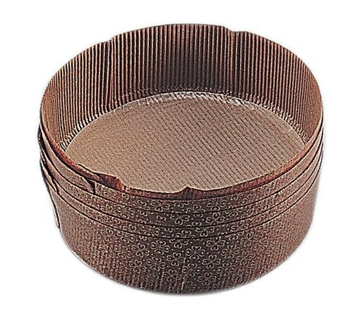 【パール金属】 アンテノア 紙製デコレーションケーキ焼型19cm [ 5枚入 ] [ 耐油性・耐熱性に非常に優れた紙製です ] 【 調理器具 厨房用品 厨房機器 プロ 愛用 】