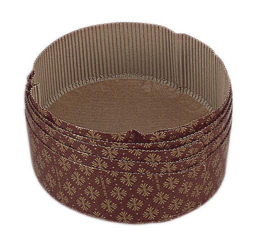 【パール金属】 アンテノア 紙製デコレーションケーキ焼型16cm [ 5枚入 ] [ 耐油性・耐熱性に非常に優れた紙製です ] 【 調理器具 厨房用品 厨房機器 プロ 愛用 】