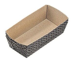 【 パール金属 】 アンテノア 紙製パウンドケーキ焼型16cm [ 3枚入 ] [ 耐油性・耐熱性に非常に優れた紙製です ]【 調理器具 厨房用品 厨房機器 プロ 愛用 】