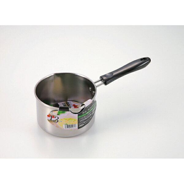 パール金属 デイズキッチン ステンレス製ミルクパン13cm 【 調理器具 厨房用品 厨房機器 プロ 愛用 】