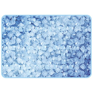 ピクチャーレジャーシート70×100(氷)