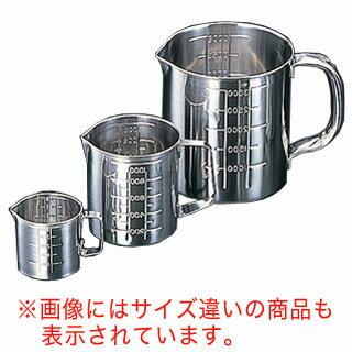 『 メジャーカップ 計量カップ 』SA18-8口付水マス[計量カップ] 2L
