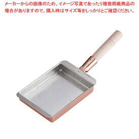 SA銅 玉子焼 関西型 13.5cm【 玉子焼 銅 】