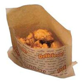 ラミパックガゼット袋(100枚入) 0560881 デリシャス【 パック容器 】 【 バレンタイン 手作り 】