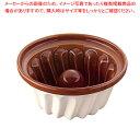 マトファ クーグロフ陶器 71273 φ185mm【 ケーキ型 焼き型 クグロフ型 】 【 バレンタイン 手作り 】