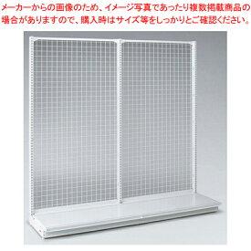 ゴンドラ什器 メッシュタイプ 片面1200用 Bタイプ【 メーカー直送/代引不可 】