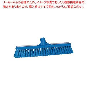 ヴァイカンフロアブルームミディアムタイプ 3179 ブルー【 ほうき部品 アタッチメント 】