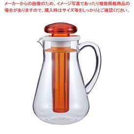 UK アクリルウォーターピッチャーカラー 1.9L オレンジ