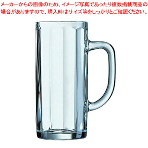 アルコロック ミンデンジョッキ(6ヶ入) 380cc G2617【食器 アルコロック グラス ガラス おしゃれArcoroc 】