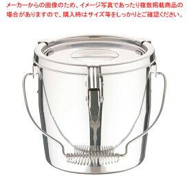 SAモリブデンパッキン付汁食缶 21cm