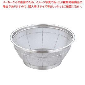 遠藤商事 / TKG ステンNEWマンモス浅型ざる 40cm