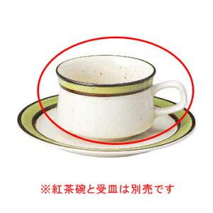 【まとめ買い10個セット品】ツ577-617 No.656 マンゴレインボーストン 紅茶碗【キャンセル/返品不可】