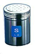 『 調味料入れ 容器 調味缶 ステンレス 』TKG18-8ステンレス 調味缶 小 S[しお]