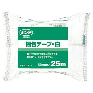 【まとめ買い10個セット品】 梱包テープ #67919 白 【メイチョー】