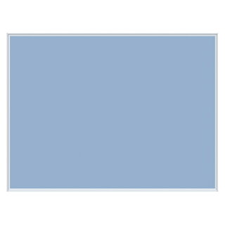 【まとめ買い10個セット品】壁掛け用ワンウェイ掲示板ブルーK34-7411枚馬印【メーカー直送/代金引換決済不可】【開業プロ】