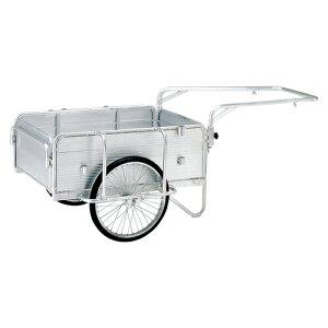 【まとめ買い10個セット品】 折りたたみ式リヤカー ハンディキャンパー PHC-130 【メイチョー】