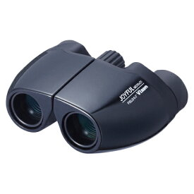 双眼鏡 ジョイフルMS10×21 13498-4 ブラック 【メイチョー】