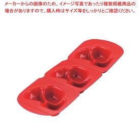 【まとめ買い10個セット品】 アサヒ ソフト食シリコン型 煮物型 ASN-Y(イエロー) メイチョー