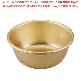アルマイト マッコリカップ 手無 13cm ゴールド 【メイチョー】グラス・酒器