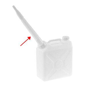 水缶(ポリタンク)20L用 ノズル(新タイプ) 【メイチョー】店舗備品・防災用品