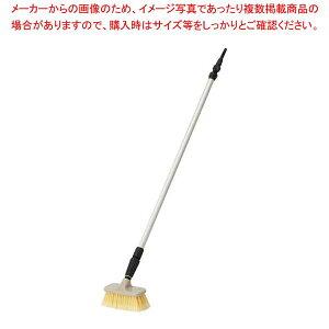2989.jpプラス 通水デッキブラシ N-18 【メイチョー】