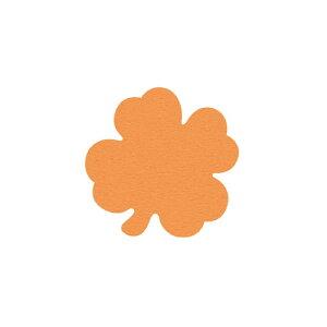プチカードクローバー12枚【 販促用品 ディスプレー ポップ 値札 ショーカード プライスカード タグ 荷札 店舗 セール 広告 商品 業務用 】
