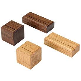 えいむ木製カード立て 木理-50 【メイチョー】