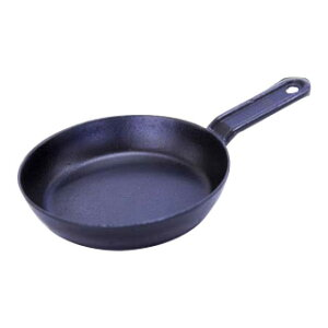 【まとめ買い10個セット品】イシガキ 鉄鋳物フライパン 720A 15cm 【メイチョー】