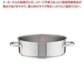 パデルノ 18-10外輪鍋 (蓋無) 1009-28 【メイチョー】