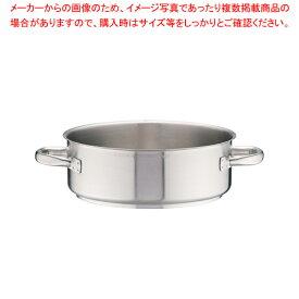 パデルノ 18-10外輪鍋 (蓋無) 1009-32 【メイチョー】