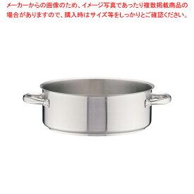 パデルノ 18-10外輪鍋 (蓋無) 1009-36 【メイチョー】