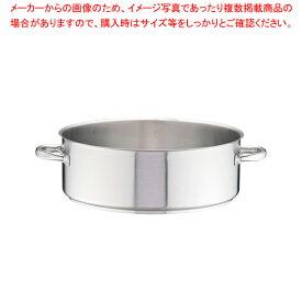 パデルノ 18-10外輪鍋 (蓋無) 1009-45 【メイチョー】