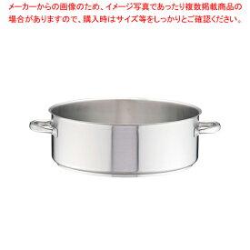 パデルノ 18-10外輪鍋 (蓋無) 1009-50 【メイチョー】