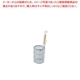 TSステンレス 木柄スパゲティー揚 小 【メイチョー】