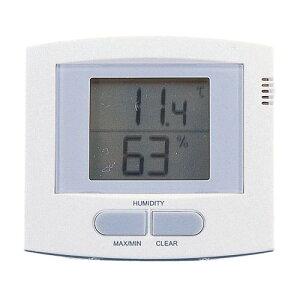 デジタル温湿度計 510H 【メイチョー】【温度計 室内用温度計】