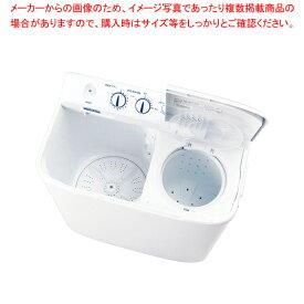 ハイアール 4.5kg 2槽式洗濯機 JW-W45E(W) 【メイチョー】
