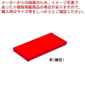 3M ハンドパッド《5枚入》 赤(細目) No.8343【 デッキブラシ 掃除道具 】 【メイチョー】