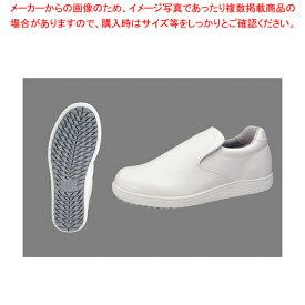 アキレス クッキングメイトスニカー100 白 24.5cm 【メイチョー】