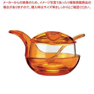 グッチーニ パルメザンチーズジャー 2347.0045 オレンジ【メイチョー】【厨房用品 調理器具 料理道具 小物 作業 】