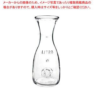 ミズラ カラフェ(ガラス製) 1000cc 1.84179(00062)【 デカンタ デキャンタ 】 【メイチョー】